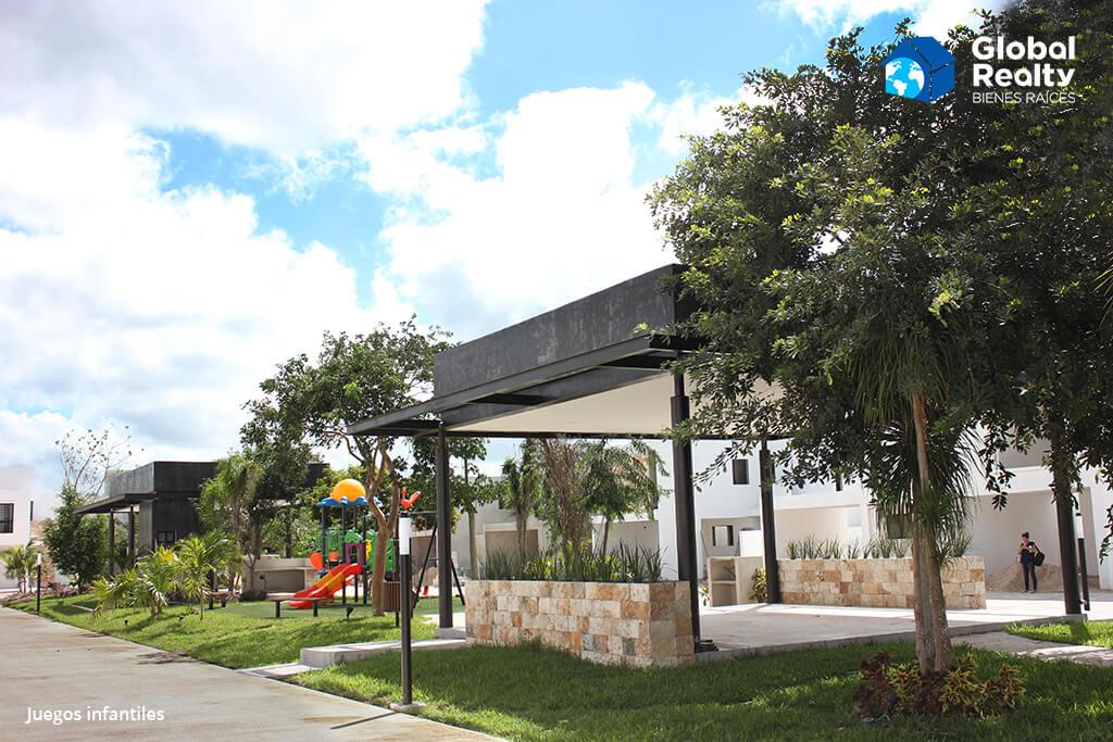 Casas Venta Mérida Casa en privada Botánico Goodlers