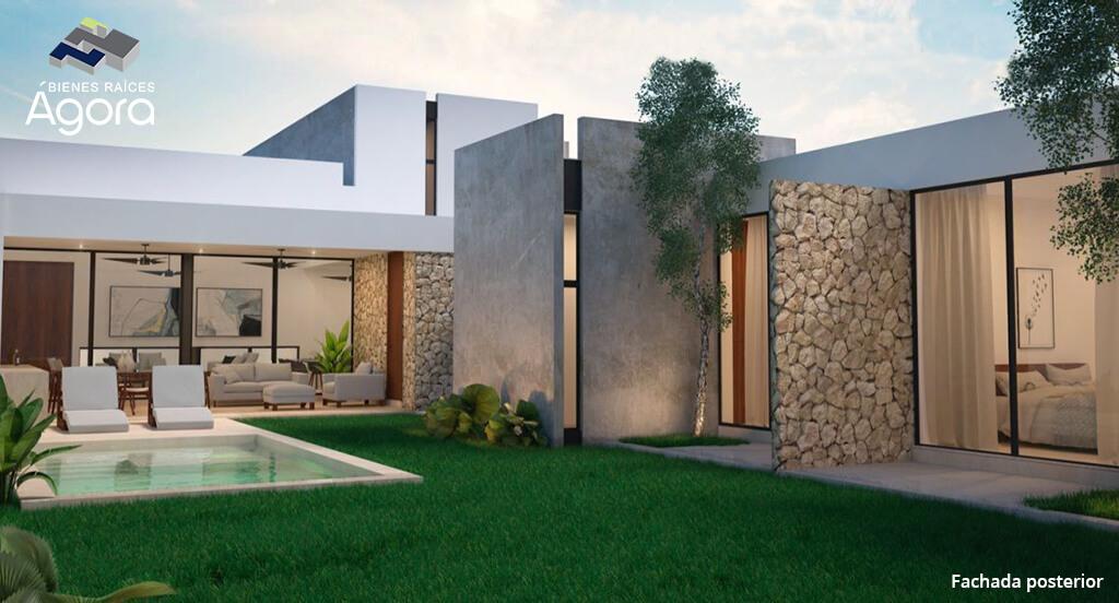 Casas Venta Mérida Casa en privada Villareal Goodlers