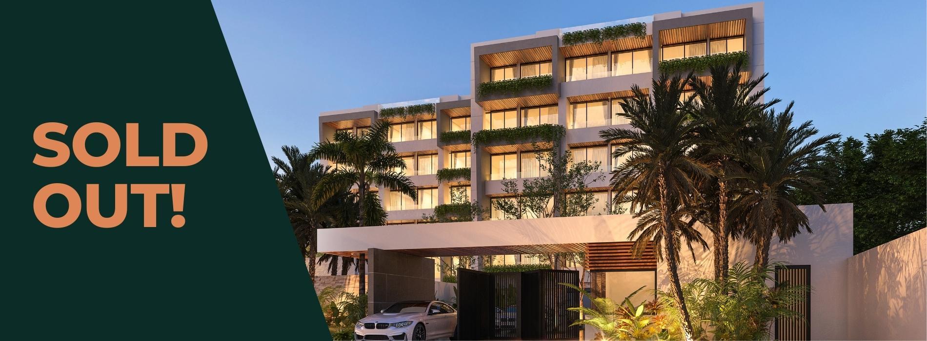Departamentos Venta Mérida Punta Brisa Goodlers