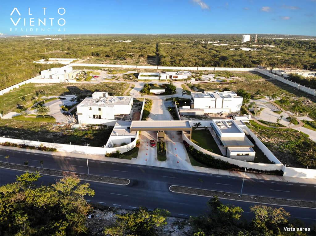 Terrenos Residenciales Venta Mérida ALTO VIENTO Residencial Goodlers
