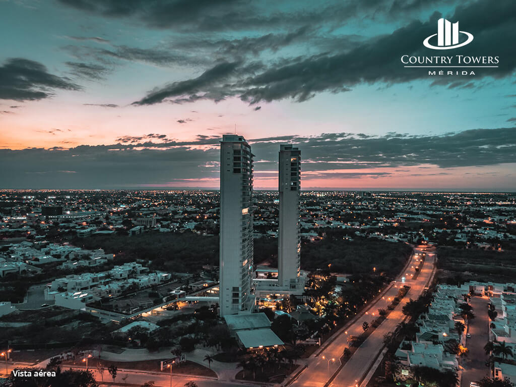 Departamentos Venta Mérida Depto en Country Towers Goodlers