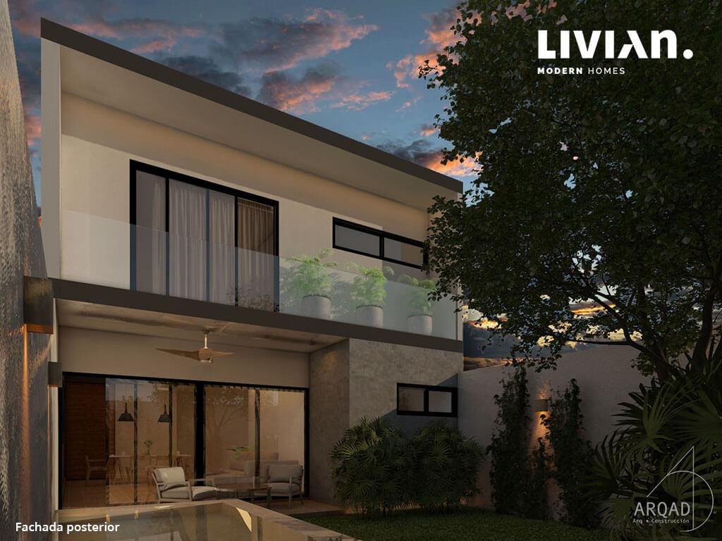 Casas Venta Mérida Livian modern homes Goodlers