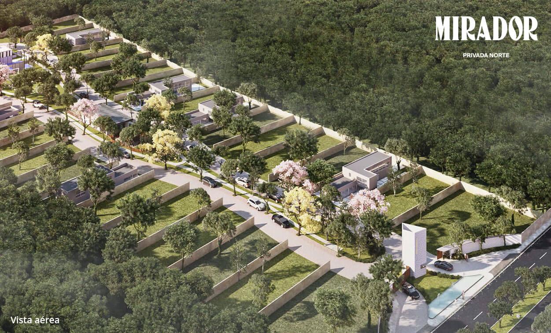 Terrenos Residenciales Venta Mérida Mirador Goodlers