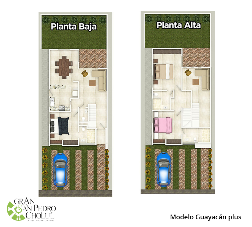 Casas Venta Mérida Gran San Pedro Cholul Goodlers