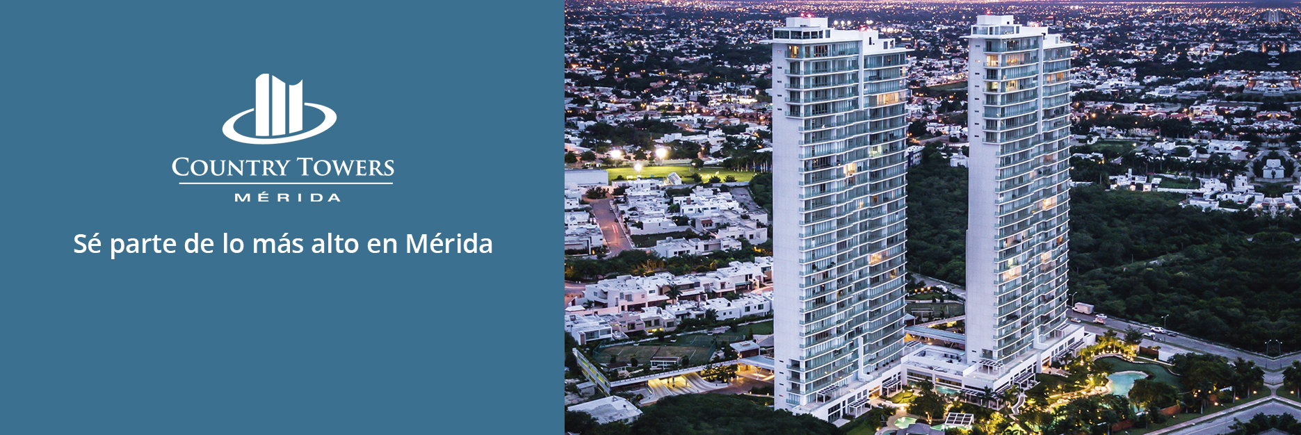 Departamentos Venta Mérida Country Towers Goodlers