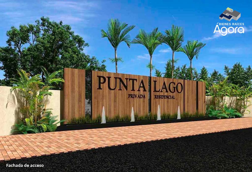Terrenos Residenciales Venta Mérida Punta Lago lote 42 Goodlers
