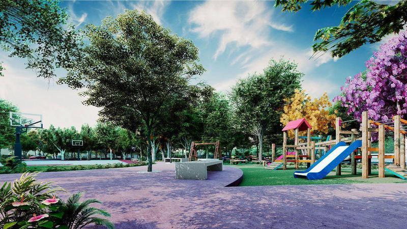 Terrenos Venta Mérida Parque Caucel Goodlers