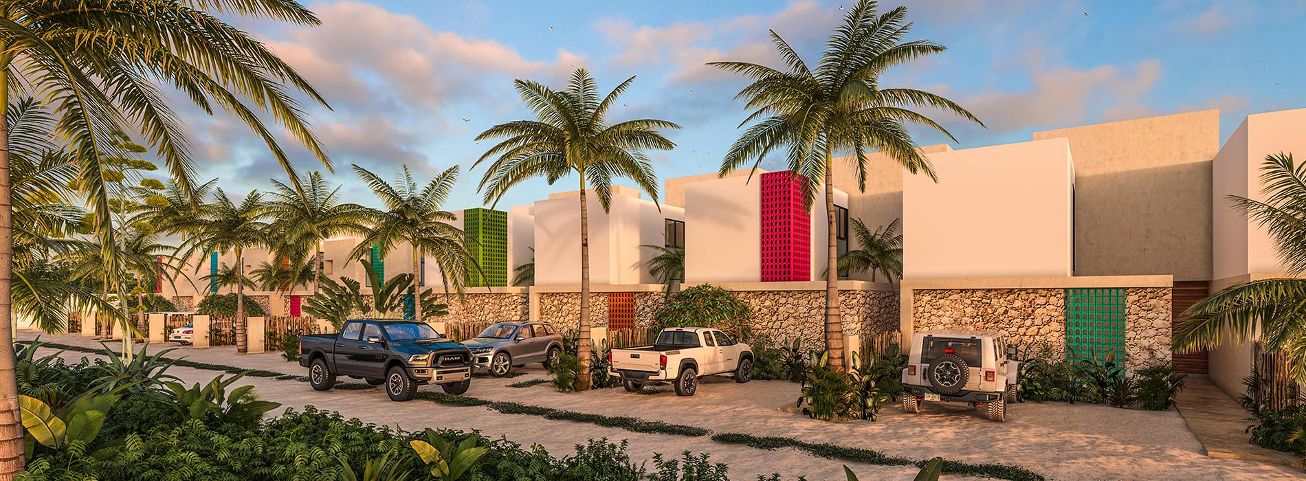 Townhouses Venta Mérida Villa Diez Punto Cinco Goodlers