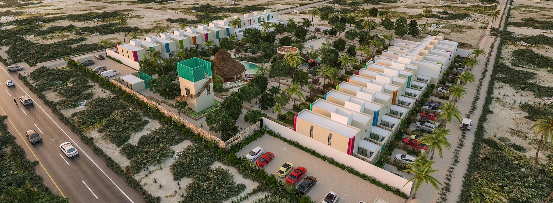 Terrenos Residenciales Venta Mérida Diez Punto Cinco Lotes Goodlers