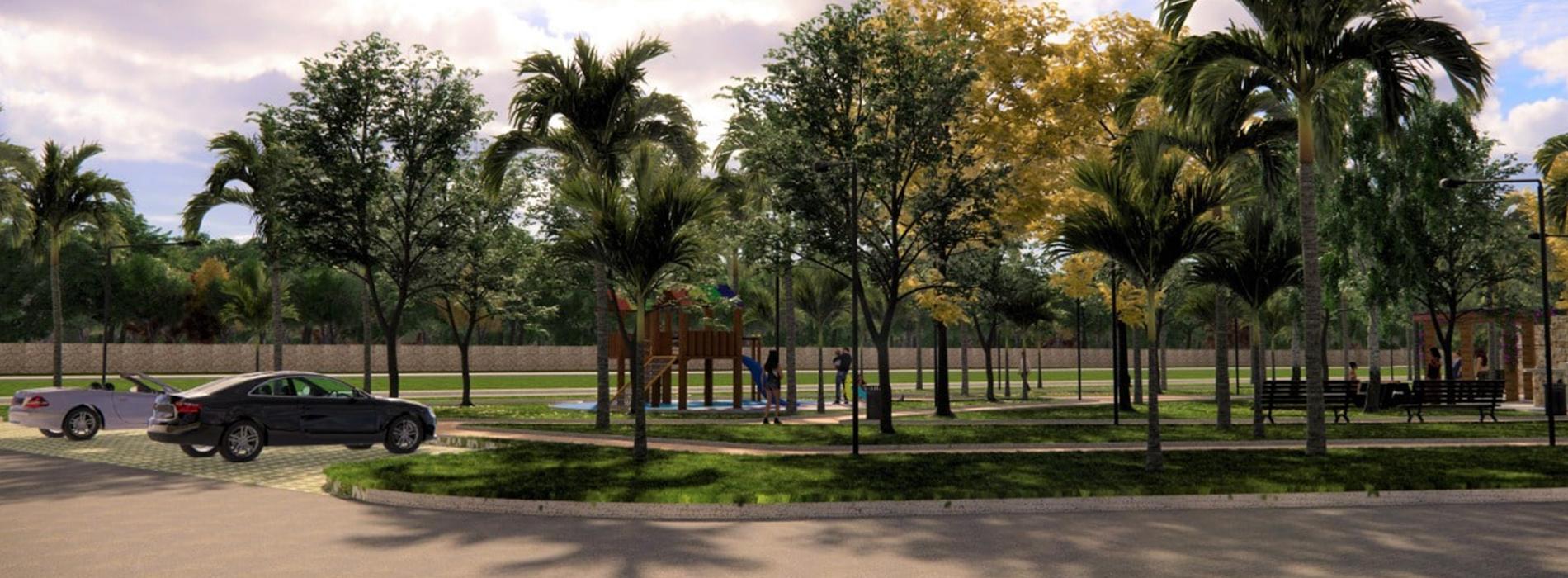 Terrenos Residenciales Venta Mérida Privada Inara Lotes Goodlers