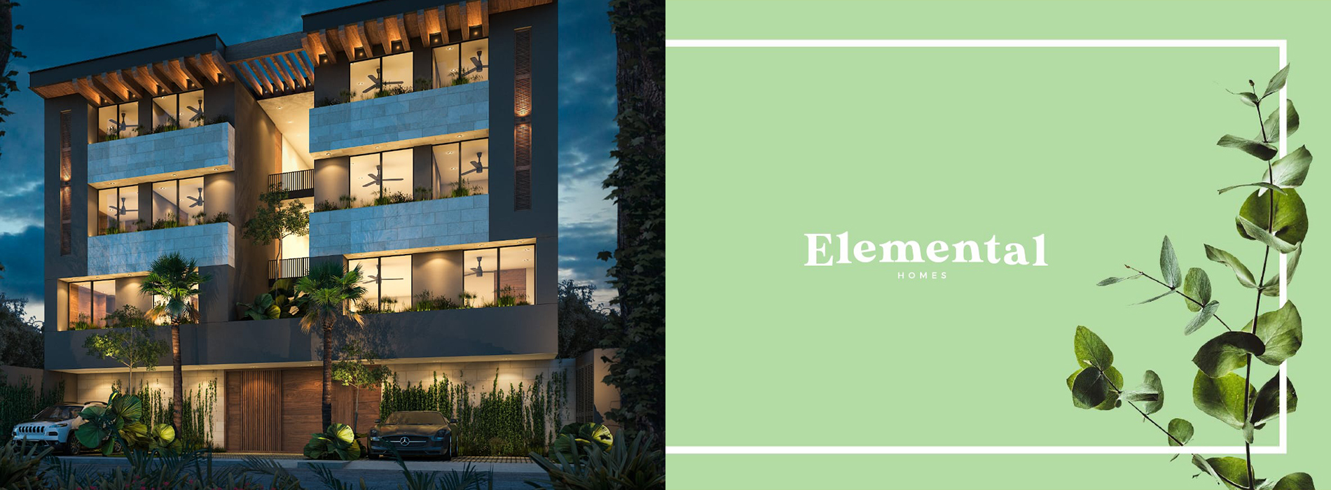 Departamentos Venta Mérida Elemental Homes Goodlers
