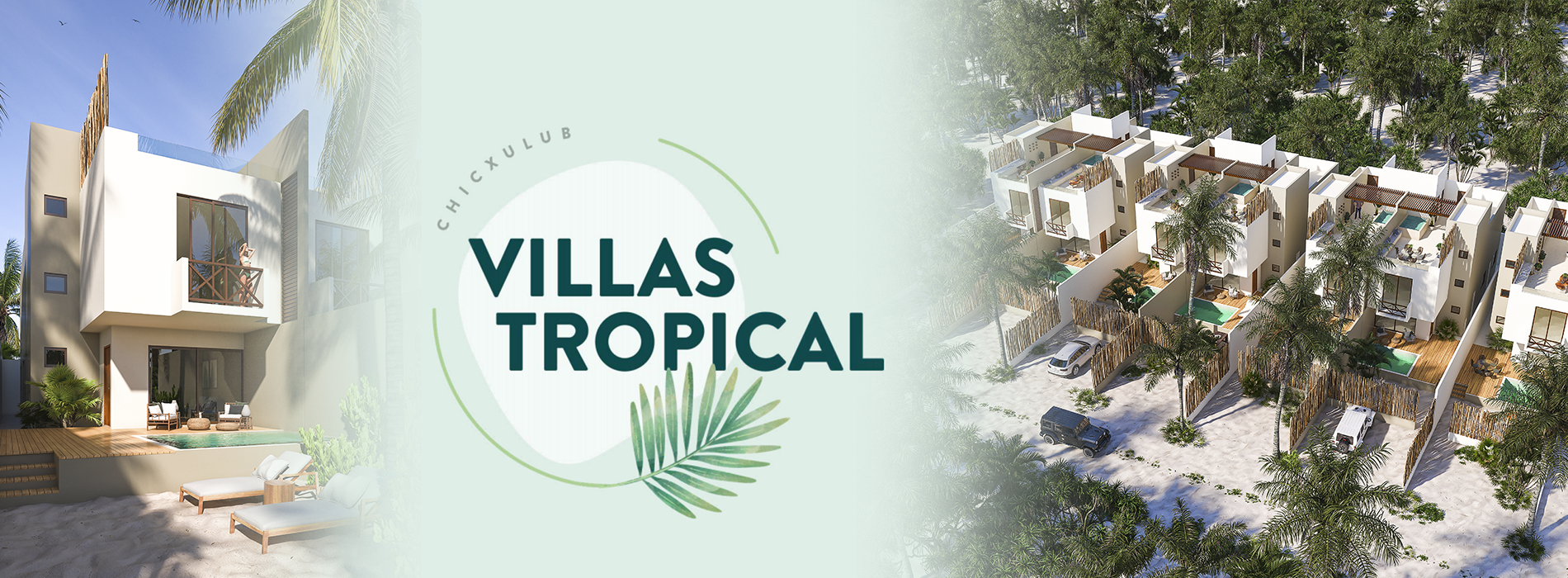 Casas Venta Mérida Villas Tropical Goodlers