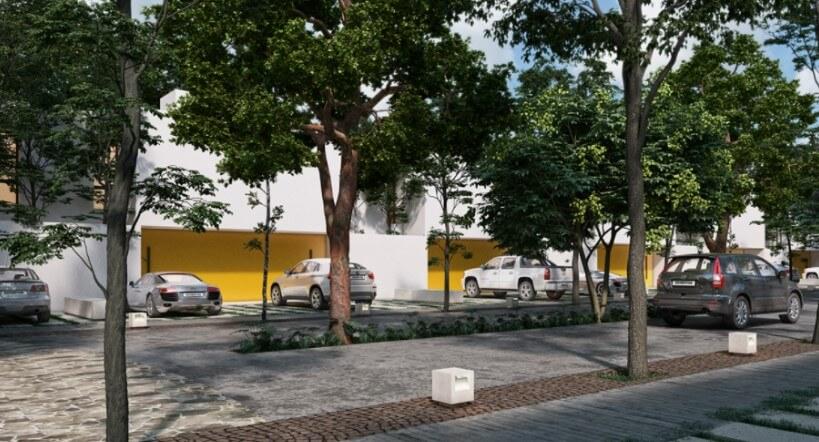 Townhouses Venta Mérida Alameda Goodlers