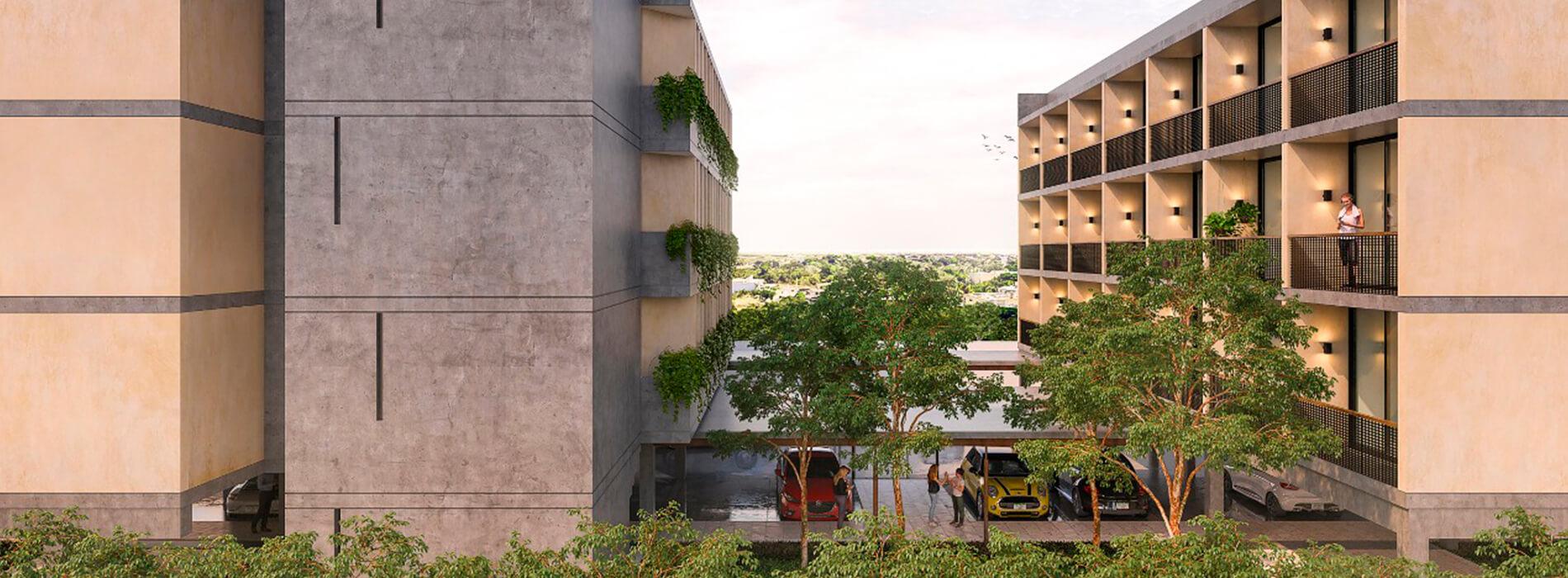 Departamentos Venta Mérida Studios by Helia Goodlers