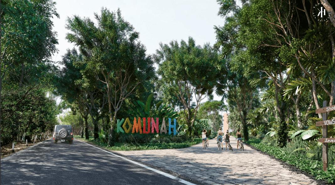 Terrenos Residenciales Venta Mérida Komunah Goodlers