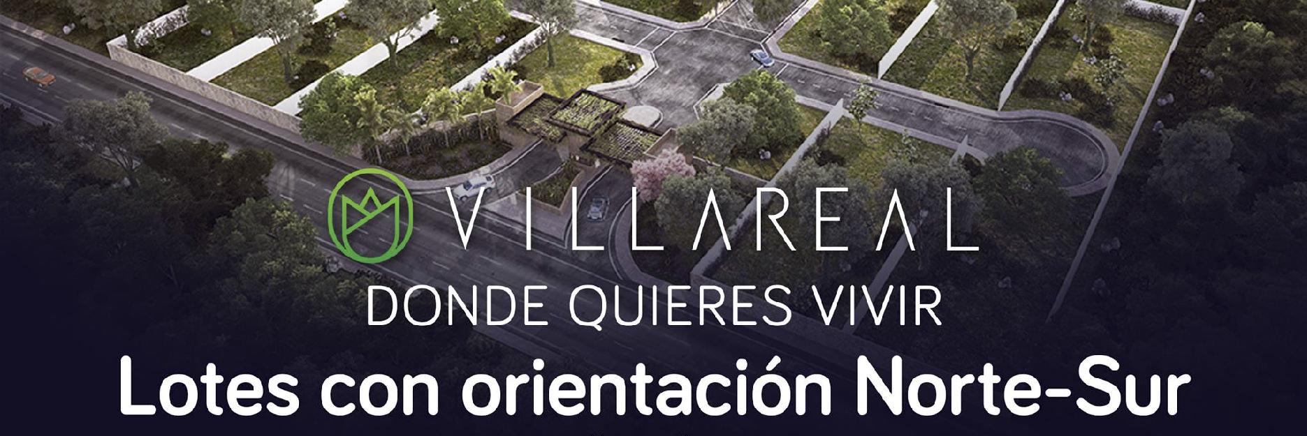 Terrenos Venta Mérida VILLAREAL Goodlers