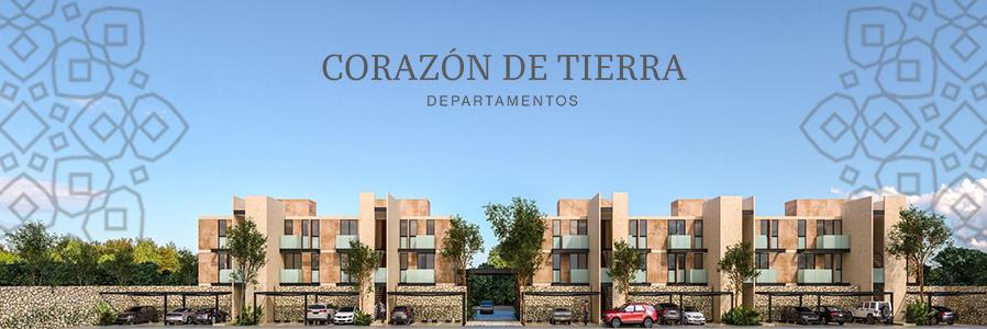 Departamentos Venta Mérida Corazón de Tierra Goodlers