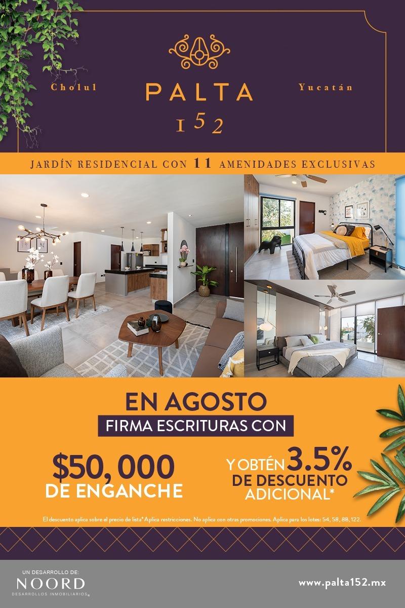 Casas Venta Mérida Palta 152 Goodlers