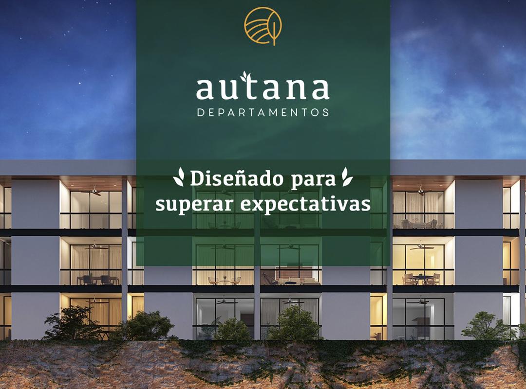 Departamentos Venta Mérida Autana Goodlers