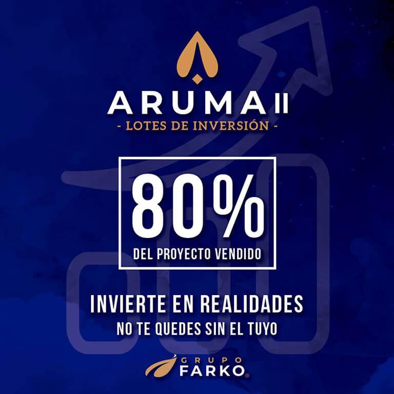 Terrenos Inversion Venta Mérida Aruma Goodlers