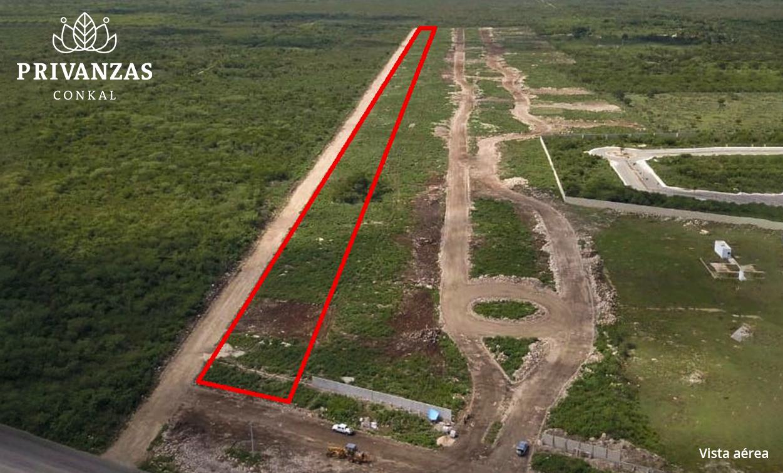 Terrenos Inversion Venta Mérida Privanzas Conkal Goodlers