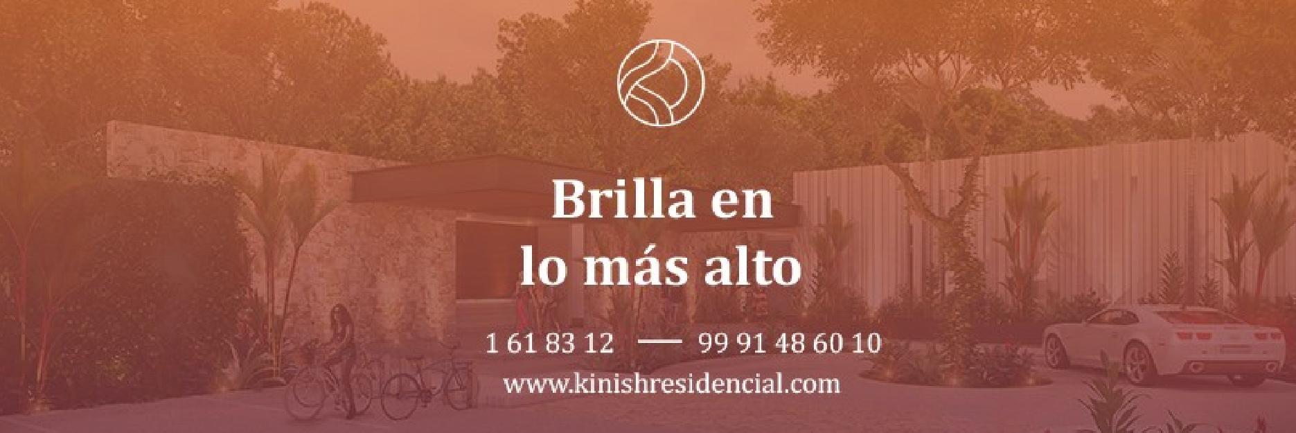 Terrenos Residenciales Venta Mérida KINISH Residencial Goodlers