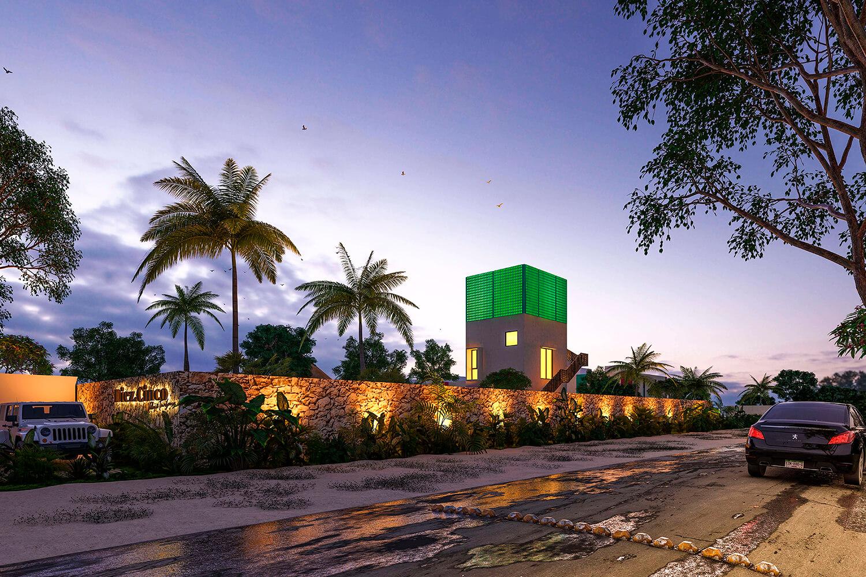 Townhouses Venta Mérida Villa en Diez punto cinco Goodlers