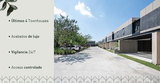 Townhouses Venta Mérida Madero 54 Goodlers