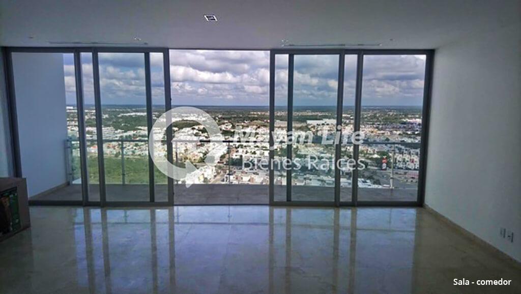 Departamentos Venta Mérida Departamento en Country Towers Goodlers