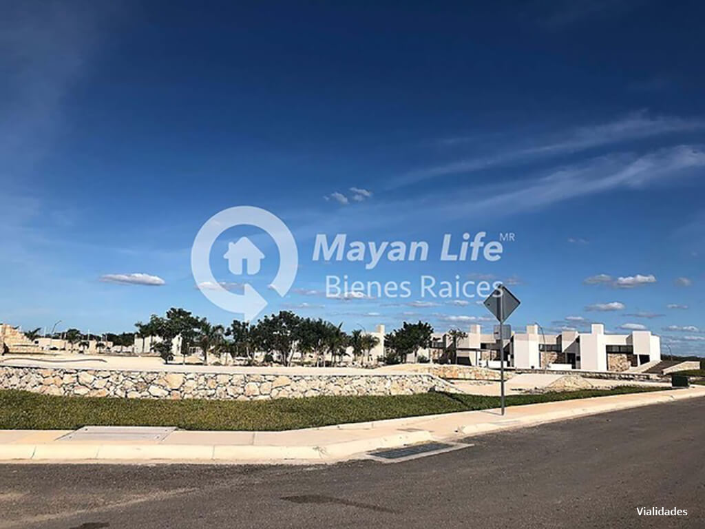 Terrenos Residenciales Venta Mérida Terreno en Alura Cholul Goodlers