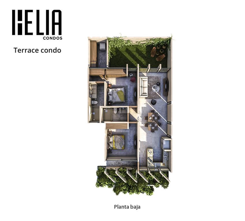 Departamentos Venta Mérida Helia Condos Goodlers